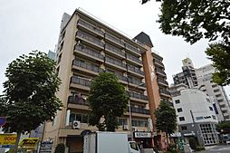 愛知県名古屋市中区上前津2丁目の賃貸マンションの外観