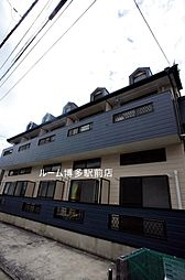 福岡県福岡市博多区西月隈3丁目の賃貸アパートの外観