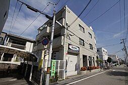 兵庫県西宮市今津山中町の賃貸マンションの外観