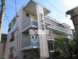 コーポ浅田[2階]の外観