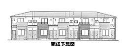 香川県丸亀市塩屋町2丁目の賃貸アパートの外観