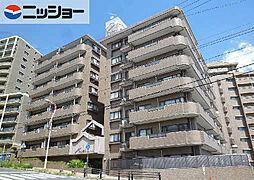 サンマンションアトレ青山202号室[2階]の外観