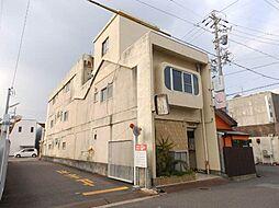 三重県津市大門の賃貸マンションの外観