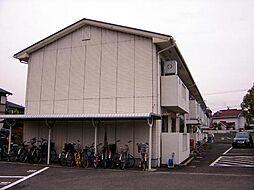 大阪府高石市東羽衣7丁目の賃貸アパートの外観