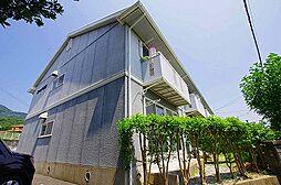 セジュール高松[201号室]の外観