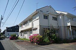 ココパームス湘南A[203号室]の外観