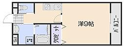 アプレシオ大町[2階]の間取り
