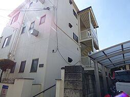サンハイム岸町[3階]の外観