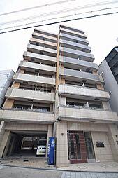 大阪府大阪市港区磯路3丁目の賃貸マンションの外観