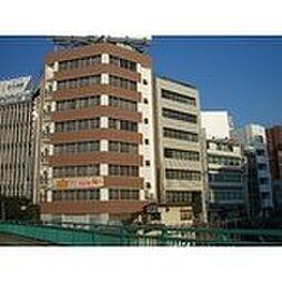 東京都台東区柳橋1の賃貸マンションの外観