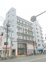 華本マンション[4階]の外観