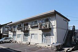 コーポNB I西津田[202号室]の外観