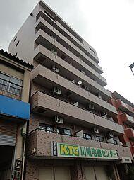 神奈川県川崎市川崎区日進町の賃貸マンションの外観