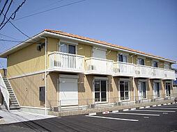 三重県鈴鹿市石垣2丁目の賃貸アパートの外観