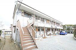 兵庫県伊丹市東野6丁目の賃貸アパートの外観