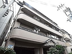 兵庫県神戸市灘区倉石通2丁目の賃貸マンションの外観