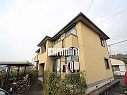 福岡県太宰府市観世音寺3丁目の賃貸アパートの外観