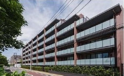 シティハウス目黒学芸大学[3階]の外観