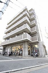 京都府京都市山科区椥辻東潰の賃貸マンションの外観