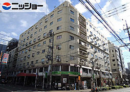 ライオンズ名古屋ビル[4階]の外観