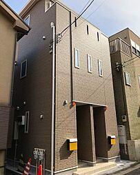 神奈川県横浜市西区浅間町2の賃貸アパートの外観