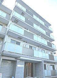 東京都墨田区立花6丁目の賃貸マンションの外観