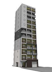 (仮称)向島五丁目共同住宅[9階]の外観