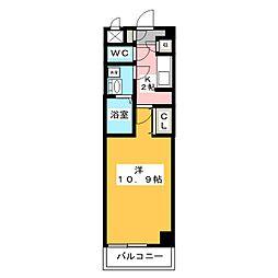 メリーファンタジー[2階]の間取り