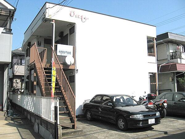東京都武蔵村山市大南2丁目の賃貸アパート