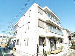 東京都葛飾区高砂8丁目の賃貸マンションの外観
