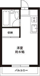 牛浜駅 3.3万円