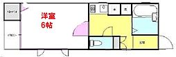 K's HOUSE(ケイズハウス)[2階]の間取り