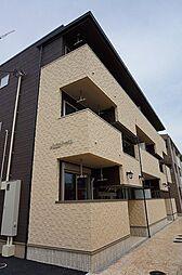 埼玉県さいたま市浦和区上木崎3丁目の賃貸アパートの外観