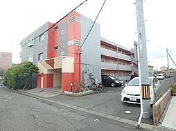 群馬県太田市飯塚町の賃貸マンションの外観
