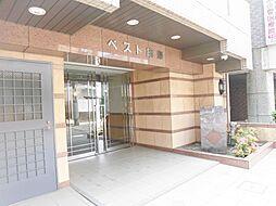 神奈川県横浜市港北区綱島西1の賃貸マンションの外観