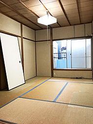 JR関西本線 平野駅 徒歩13分 3Kの内装