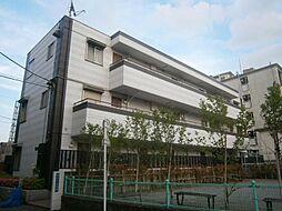 東京都荒川区荒川8丁目の賃貸マンションの外観