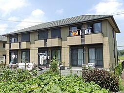 タウンKOMO A棟[1階]の外観