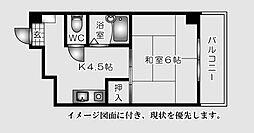 ふるどいビル--[302号室]の間取り