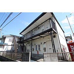 古松台ハイツC[2階]の外観
