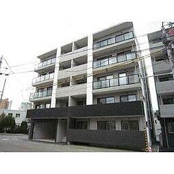 北海道札幌市中央区北七条西25丁目の賃貸マンションの外観
