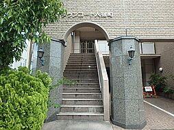 タウンコート人宿町[7階]の外観