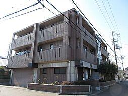 大阪府大阪狭山市池尻北1丁目の賃貸マンションの外観