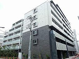 東京都江東区福住2丁目の賃貸マンションの外観