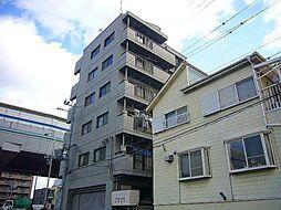 上嶋マンション[6階]の外観