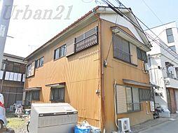 三橋荘[201号室]の外観