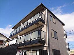 東京都練馬区西大泉1の賃貸マンションの外観