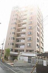 北海道札幌市中央区南十九条西5丁目の賃貸マンションの外観
