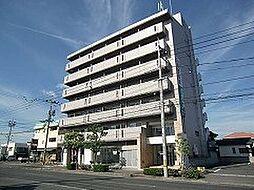 岡山県岡山市南区築港新町1丁目の賃貸マンションの外観