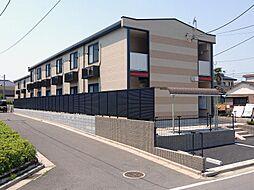 埼玉県さいたま市大宮区天沼町の賃貸アパートの外観